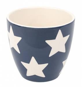 Bilde av XL Mug big stars blue