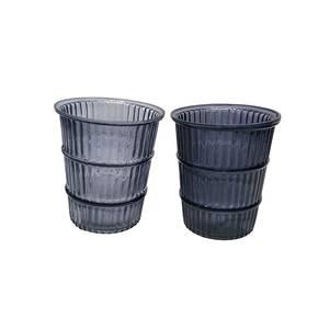 Image of Lantern riflet grey