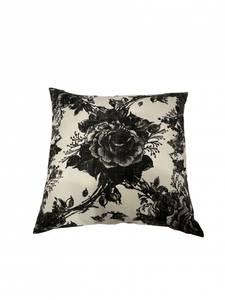 Bilde av Cushion Cover Rose Anthracite