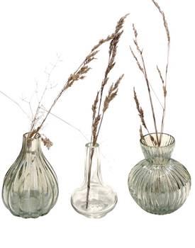 Glassware and lanterns